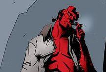 hellboy fire