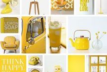 Yellow mood