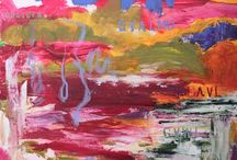 Portfolio / Paintings / Art, acrylic paintings, mixed-media