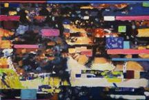Porfolio / Modern art / Art, paintings, mixed-media