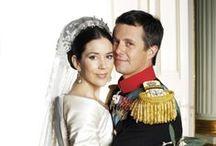 Koninklijke huwelijken. / by Ans de Ruiter