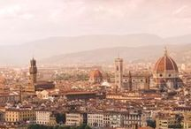 ITALY - Toscana : FIRENZE - My favourite places / provincia Firenze