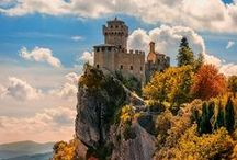 ITALY-Republica San Marino:  My favourite places