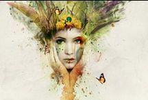 Graphic Design / graphic design, fonts, Photoshop, Illustrator, inDesign, tutorials,...