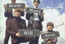 Ob-la-di, ob-la-da / The Beatles saved the world from boredom.  ~ George Harrison