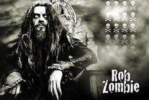 ~Music~ Rob Zombie/White Zombie / by DJKITTY d(=^.^=)b