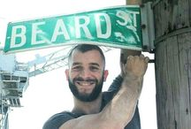 Men with beards / Men with Beards