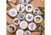 Cross Stitch ~ Tiny