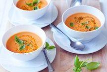 Soep recepten / Soep recepten en inspiratie voor soep en soepen. Makkelijke recepten, Van gebonden en gevulde soepen,  tot bouilabase, heldere bouillon. pompoensoep, linzensoep, tomatensoep, kippensoep, vegatarische soep, bietensoep, maaltijdsoep. Soep met groente, champignons, courgette, kip, pompoen, tomaten Voor de winter, herfst, lente, zomer. Gezonde recepten soep, soep recepten. feestelijke soep, Soep recept kerst, soep recepten kerst, kerstmis, Thais,