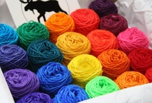 COLOR COLOR COLOR / by Yorkshire Yarns