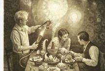 Fave book illustrators