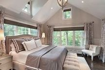 Beautiful Bedrooms / Inspirational Bedrooms that you can create in your own home