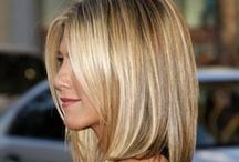 Short & Medium Length Hair / Short Hair Inspiration