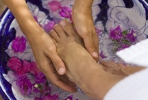 Massage Therapy / Pamper yourself with some massage therapy!