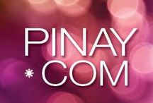 Pinay, shine! / Shine, Pinay, shine! Pinay.com content includes quote graphics, FB cover images, featured Filipinas, tips on how to shine and more. #pinay