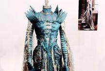 Collective Costumes / Detailed costume designs
