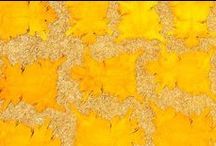 COLOR: Saffron