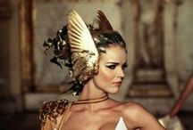 Head Strong Accessories / An assortment of beautiful and bazaar headpieces.