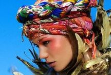 Global Beauty  / A collection of beautiful native women from around the world.