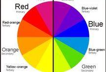 Szinek- Colors