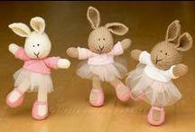 Babák, bábuk, állatkák- Puppets, dolls, animalcule