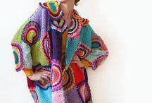 Kötés, horgolás- Knitting, crocheting