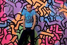 Art projekt- Keith Haring