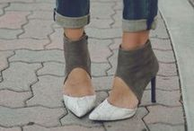 Shoes / I LOVE SHOES...BUT I AM NOT BRAVE ENOUGH TO TAKE RISKS...NEED TO GET RID OF THE FLATS...