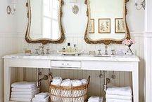 Bathrooms / alles oorbadkamers