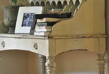 Furniture inside the house / alle tipes meubels wat in 'n huis is