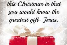 Christmas Ideas / enige iets oor Kersfees