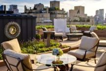Fashion Capitals of the World / With New York, London, Milan and Paris fashion weeks fast approaching, here is a selection of the best hotels to stay in, all superbly located to shop until you drop and release your passion for fashion!