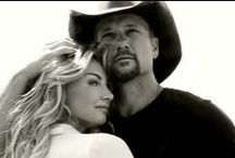 Tim and Faith / by Kim Anderson