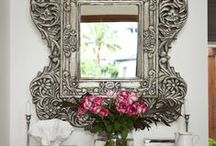 ....mirrored .......I like / ..........all tipes of mirrors
