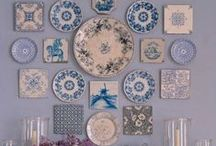 ~~~  Plates on Wall~~~