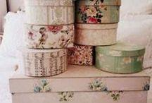 Beautiful BOXES ........