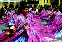 Latin Fever / Explore the colourful and warm Latin spirit of South America!