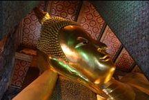 Les Globe-trotters en Thaïlande / Notre escapade en sac à dos, du nord au sud mais également notre premier voyage en Asie.  Destination inoubliable ou se mêlent îles paradisiaques et jungle luxuriante pour un séjour de rêve.