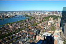 Les Globe-trotters à Boston