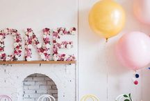 rose pastel party