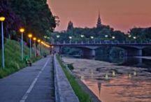 Landscape - town (Oradea)