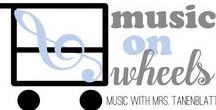 Music on a Cart / Mobile teaching strategies