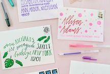 Creative DIY Envelopes & Snail Mail