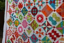 Bright & Colourful Quilts