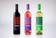 Wine Labels made by UMAMI