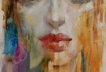 Festmény alak