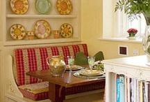 Copas e salas de jantar