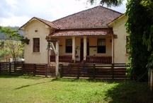 Casas de fazendas brasileiras