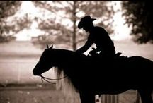 Walk, Trot, Canter, Repeat / I may be slightly addicted to equestrianism.... / by Forgetful