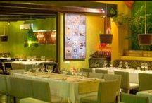 """Ambientes """"Restaurante El Santísimo"""" / Tan importante como una buena comida, la compañía y el lugar donde la disfrutas. Ambientes en El Santisímo!"""